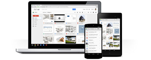 Google Drive for Work - Unlimited Storage