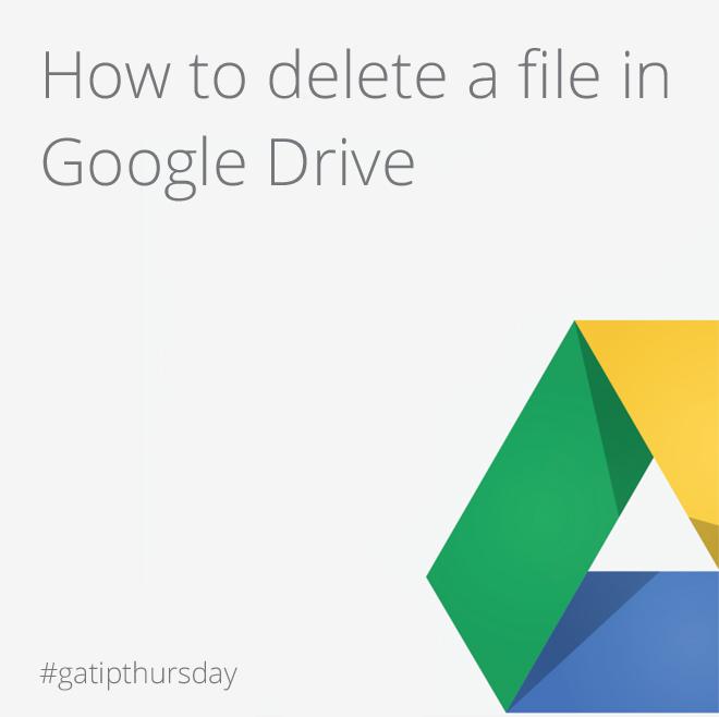 Delete photos and videos