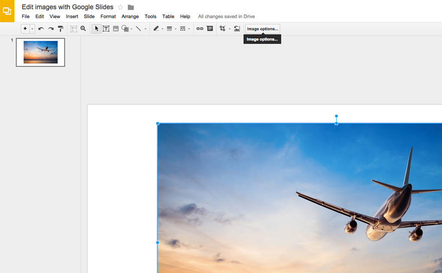 Google Apps Tips: Google Slides 2