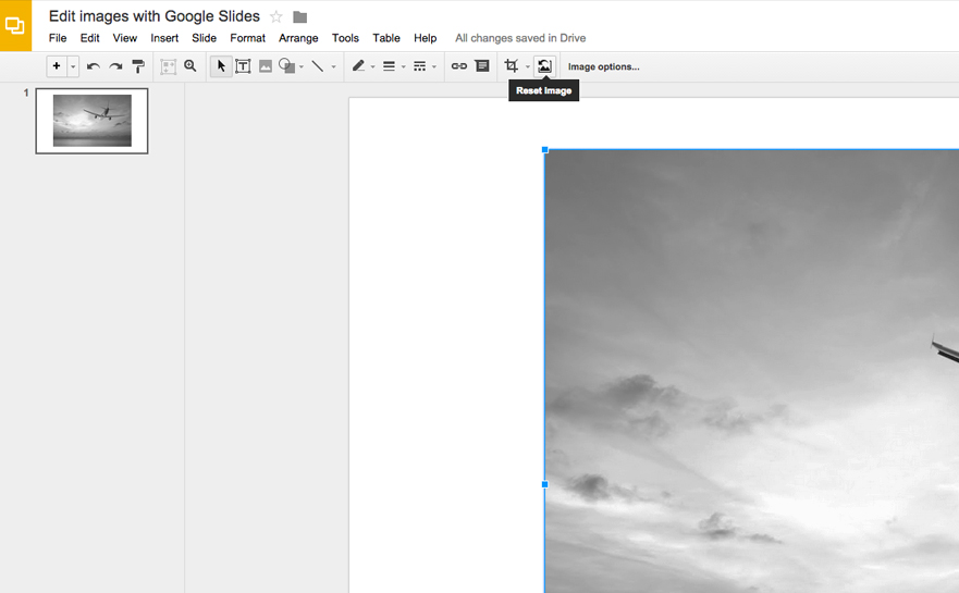 Google Apps Tips: Google Slides 4