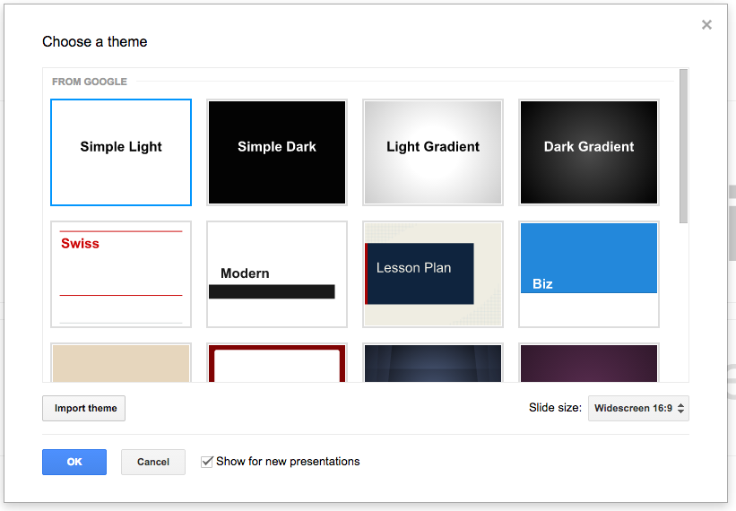 AppsCare | Edit the master of an imported theme in Google Slides ...