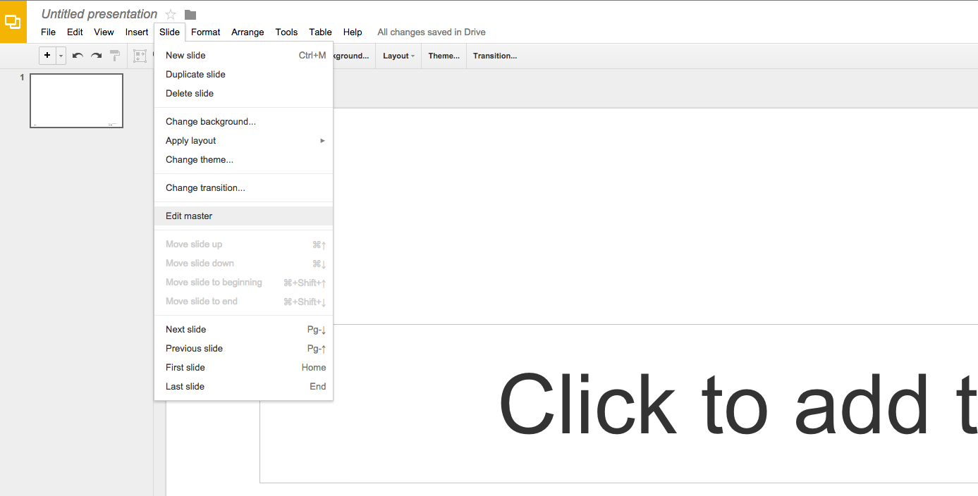 Google themes delete - Google Apps Tips Google Slides Import Theme