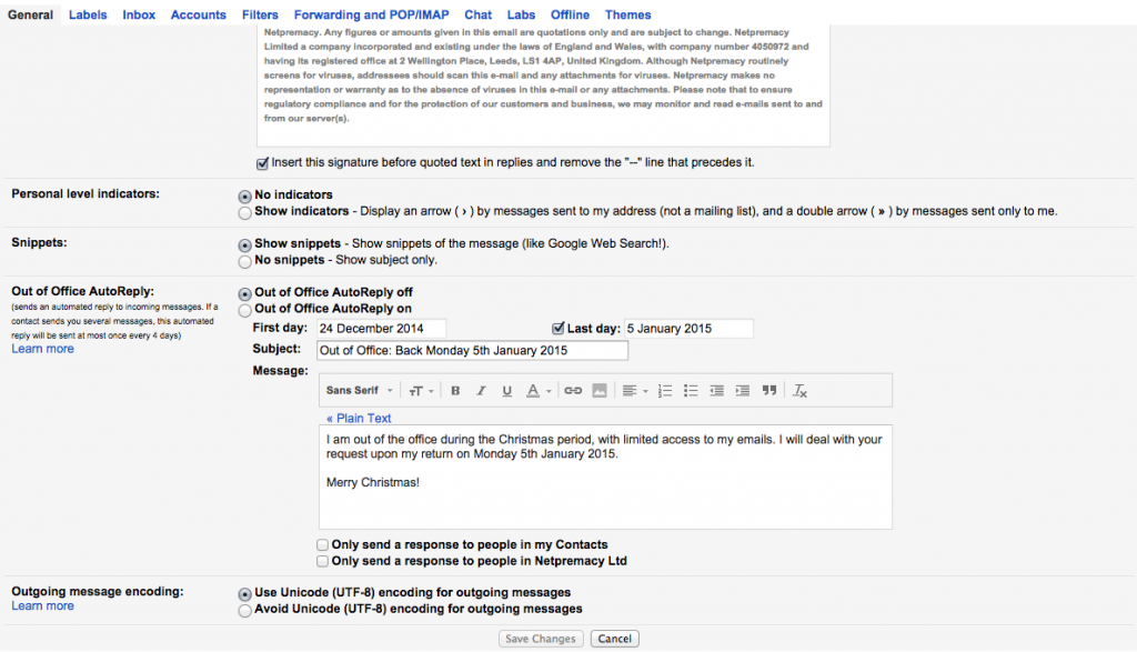 Google Apps Tips: Gmail