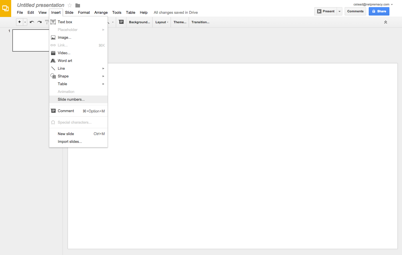 appscare how to add slide numbers in google slides appscare