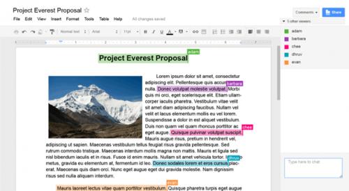 Appscare google docs appscare for Google documents editor