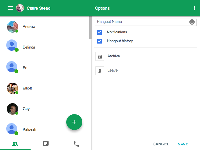 hangouts-settings